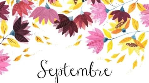 Bulletin de septembre